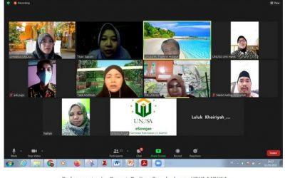 MBKM: Prodi PBI Gelar Rapat Hibah KSKI-MBKM